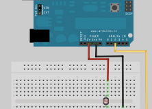 PowenKo > Hardware > Arduino > Photoresistor