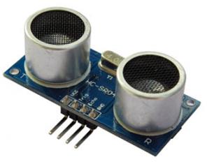 Arduino - HC-SR04 ultrasonic distance sensor