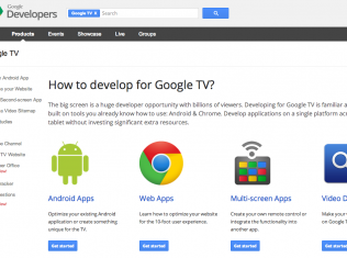 google tv reference: